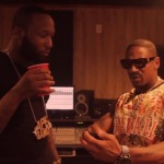 Garci Freestyle During ATL Studio Session with Stevie J (Video)