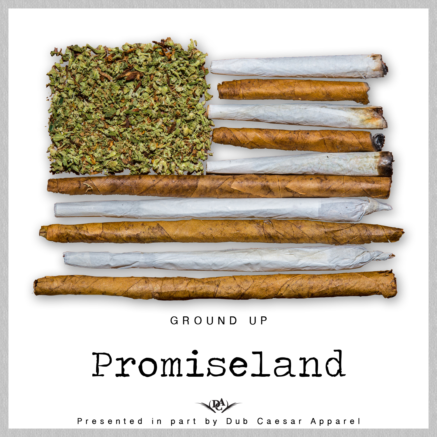Ground Up - Promiseland EP