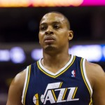 The Utah Jazz Send Guard Randy Foye To The Denver Nuggets