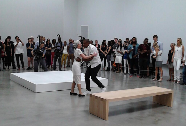 jzz Jay-Z Filming The Visual For Piscasso Baby At The Pace Art Gallery In NYC  (Video)