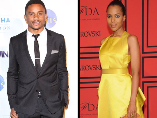 kerry-washington-marries-football-player-nnamdi-asomugha-photos_0 Former Philadelphia Eagles DB Nnamdi Asomugha Has Married Actress Kerry Washington