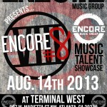 Encore 8 Is August 14, 2013 In Atlanta (Registration Open July 1- July 24)