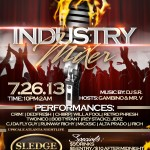 Schweinbeck x Mixtape Monopoly Industry Mixer (Atlanta,Ga) (July 26, 2013)