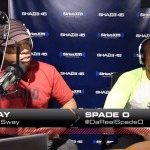 Spade-O & Spinoza Freestyle on Sway In The Morning (Video)