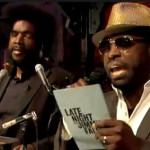 """Freestyle With The Roots"" on Late Night with Jimmy Fallon (Video)"
