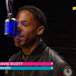 Travis Scott – BET Backroom Freestyle Ft. Chase B (Video)