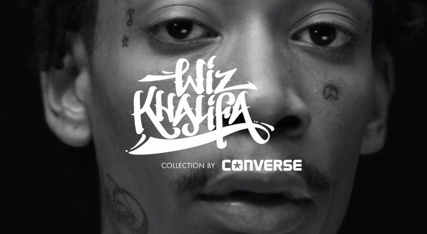 wiz1 Preview Of Wiz Khalifa's New Converse Collection (Video)