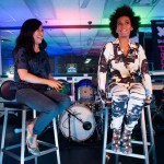 Vitaminwater & The Fader Present: Solange Uncapped with Miss Info (Video)