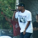 Kendrick Lamar Performs Live At Lollapalooza 2013 (Video)