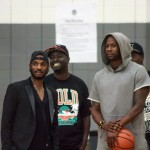 AEBL Hoops Private Practice with Team 2 Chainz (Photos)