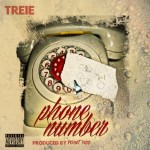 TREIE (@ask_her_she_kno) – PHONE NUMBER (PROD. BY @POINTGUARDENT)