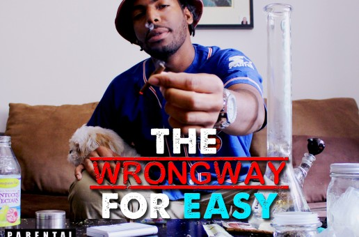 "Nick Parris (@Naachyll) – ""The Wrong Way for Easy"" EP"