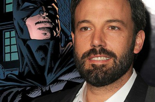 Ben Affleck Exchanges Horns For A Cape In New Superman Movie