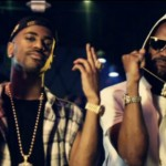 Big Sean Brings Out Juicy J & Wiz Khalifa In New York (Video)