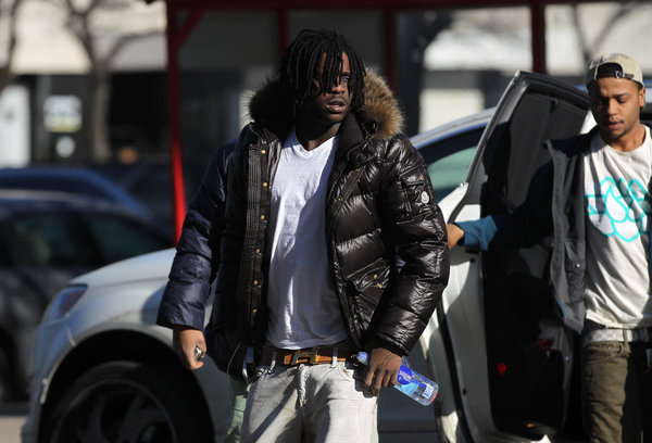 chi-chief-keef-court-appearance-20130102 Chief Keef Ordered To Pay $230,019 For London No Show