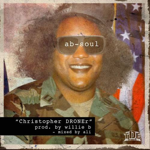 christopher-droner-cover Ab-Soul - Christopher DRONEr (Prod. by Willie B)