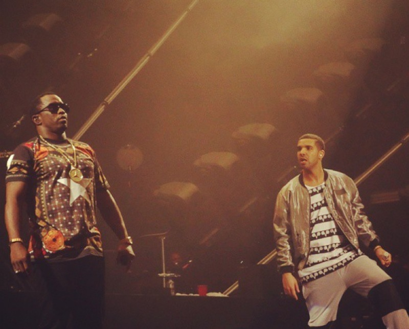 diddy-drake-ovo-fest-ddotomen-800x644 Drake Brings Out Diddy & Ma$e At The OVO Fest (Video)
