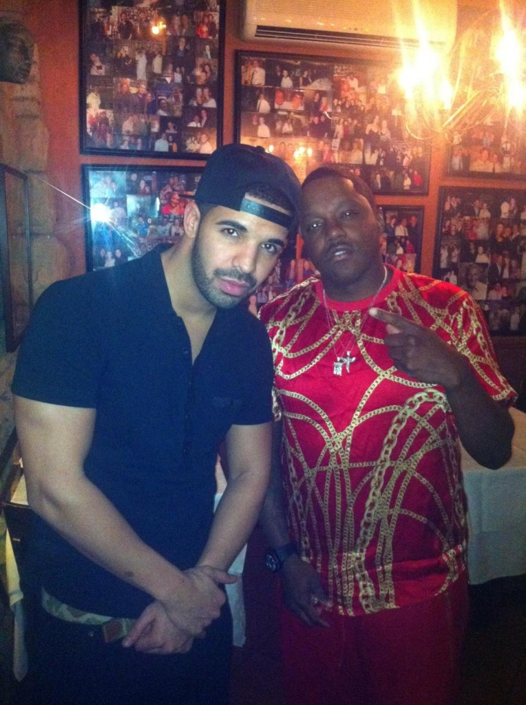 drake-mase-in-the-studio-photo-HHS1987-2013 Drake & Mase In The Studio (Photo)