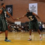 DeMar DeRozan Tosses James Harden An Alley-Opp In The Nike Drew League (Video)