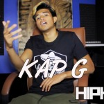 "Kap G Talks New Mixtape, ""Tatted Like Amigos"" Remix with Wiz Khalifa & Kirko Bangz & more (Video)"