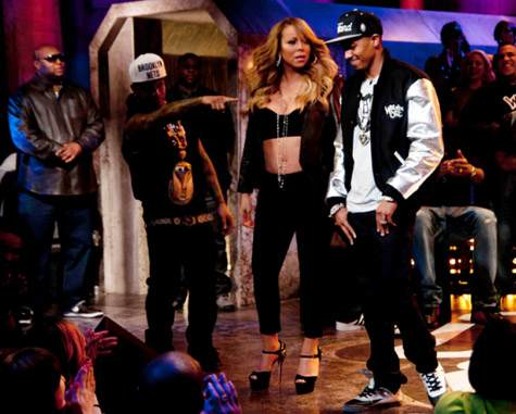 mc-nick-wild-n-out Mariah Carey Lets Nick Cannon Know Who Runs The Cannon Household On Wild N Out (Video)