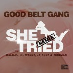 N.O.R.E. – She Tried (Remix) Ft Lil Wayne, Ja Rule & Birdman