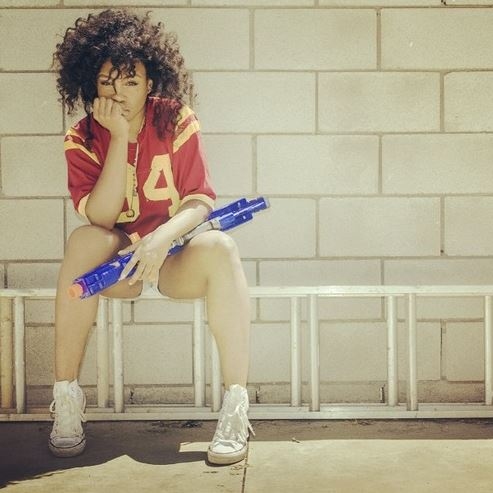 sza SZA – Teen Spirit (Prod. By WondaGurl)