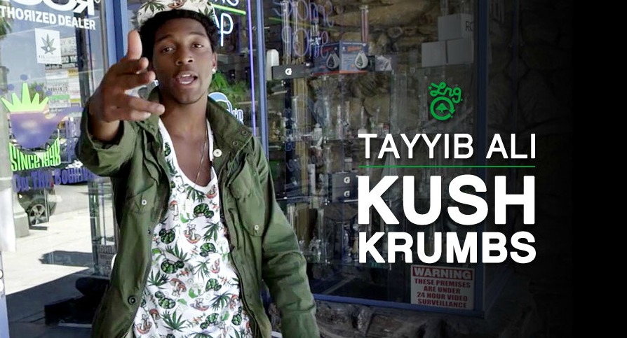 tayyib-ali-kush-krumbs-video-HHS1987-20131 Tayyib Ali – Kush Krumbs + Without A Place (Video)