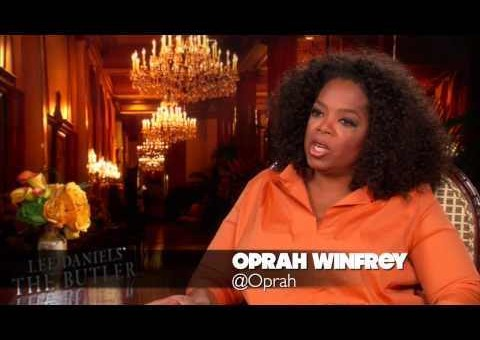 Oprah Compares The Emmet Till Case & Trayvon Martin Case (Video)