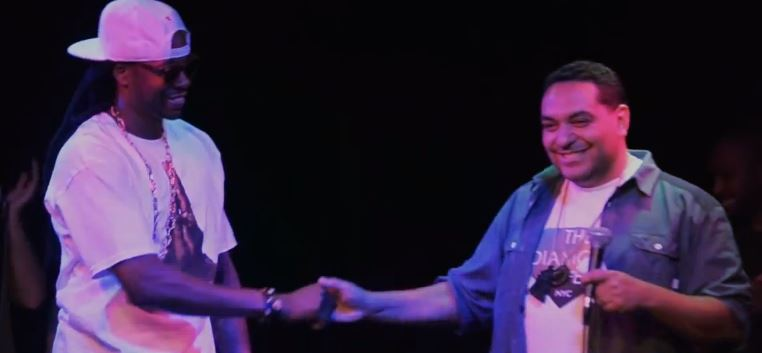 2chainzHHS19873 2 Chainz On Cipha Sounds' Take It Personal Improv Comedy Show (Video)