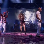 Lady Gaga – Jewels and Drugs Ft. Too $hort, Twista & T.I. X Live At iTunes Music Festival (Video)