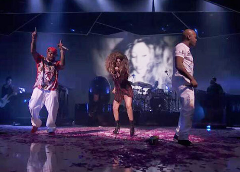9650412250_74ef9a9c04 Lady Gaga - Jewels and Drugs Ft. Too $hort, Twista & T.I. X Live At iTunes Music Festival (Video)