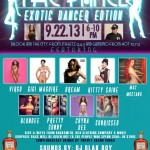 Schweinbeck LLC & Modinkenya Present: The Panel (Exotic Dancer Edition) (9-22-13) (Atlanta GA)