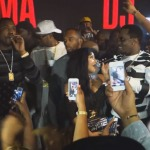 Meek Mill, Diddy, Lil Kim, 2 Chainz & more at the Floyd Fight After Party in Vegas (Video)
