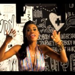 Behind The Scenes: Algebra Blessett – Nobody But You (Video)