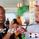 Asia Sparks & Cosmic Kev BET Hip Hop Awards 2013 Green Carpet Interview with HHS1987 (Video)