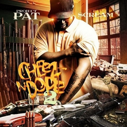 cover-11 Project Pat - Cheez N Dope 2 (Mixtape) (Hosted by DJ Scream)