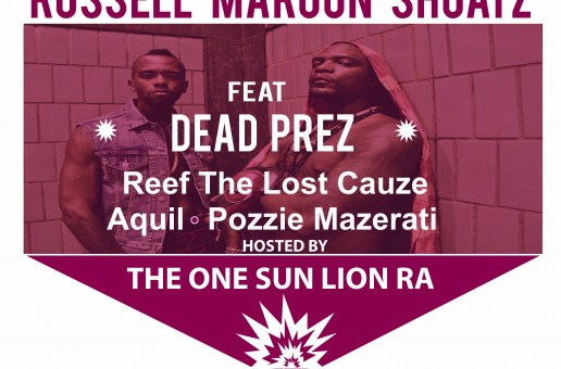 Dead Prez Performs Live at The Blockley, 9/26/13
