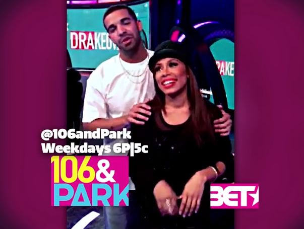 drake106thHHS1987 Drake Unveils Bow Wow's New Co-Host On BET's 106&Park (Video)