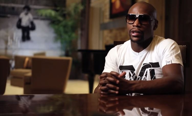 floydHHS1987 SHOWTIME Presents All Access: Mayweather Vs. Canelo - Episode 2 (Video)