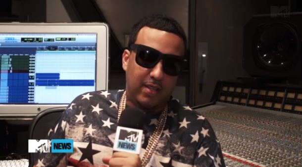 frenchHHS1987 French Montana Talks To MTV About Working With Miley Cyrus (Video)