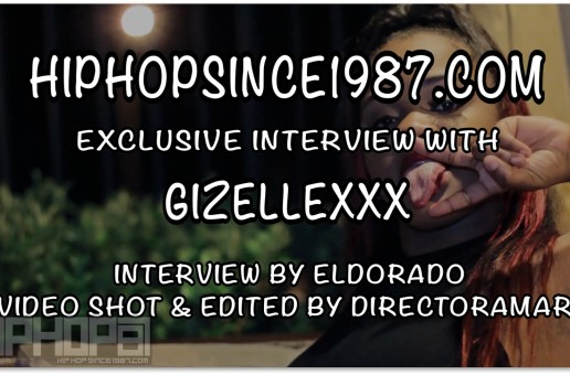 Adult Film Star Gizelle XXX Talks Life as a Black Woman in the Porn Industry, Her first scene & More with HHS1987 (Video)