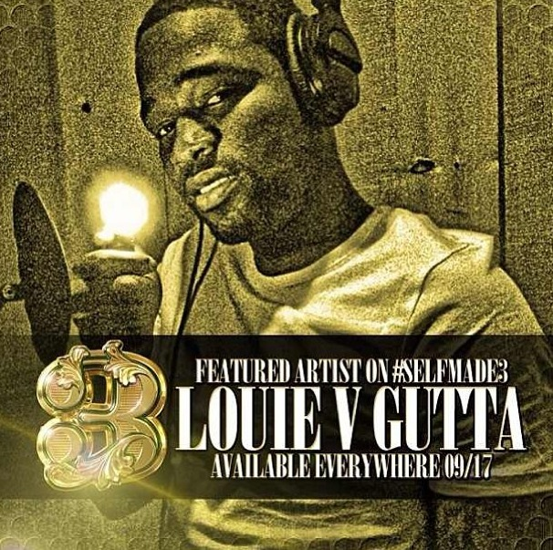 louie-v-gutta-self-made-3-freestyle-HHS1987-2013 Louie V Gutta - Self Made 3 Freestyle