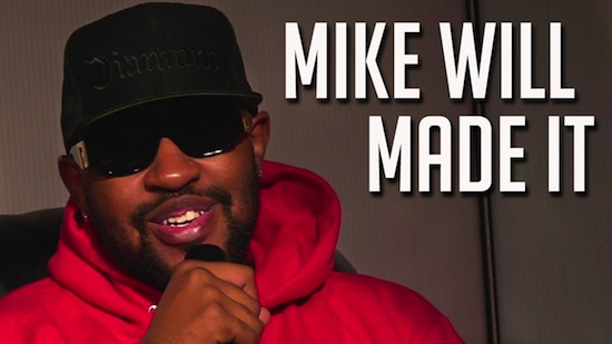 mikewillmadeitHHS1987 Mike Will Talks His Start In The Game, 23, Wiz Khalifa, Juicy J, Gucci Mane, & More (Video)