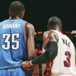 NBA Feud: Kevin Durant & Dwyane Wade Take Shots At Each Other Via Social Media (Video)