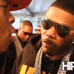 Nelly BET Hip Hop Awards 2013 Green Carpet Interview with HHS1987 (Video)
