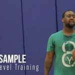 Next Level Trainer Kyle Sample Working With Maalik Wayns & Antonio Pena (Video)