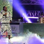 2 Chainz, Mannie Fresh & Juvenile – Fork / Used 2 / Back That Azz Up (Live At 2013 BET Hip Hop Awards) (Video)