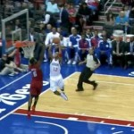 Philadelphia 76ers Guard Evan Turner Posterizes Miami Heat MVP Lebron James (Video)