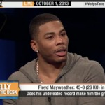 ESPN Welcomes Nelly On First Take Once Again (Video)
